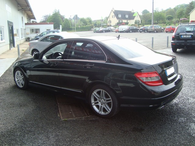 mercedes classe c 220 cdi avantgarde bva pack amg serge have sport. Black Bedroom Furniture Sets. Home Design Ideas