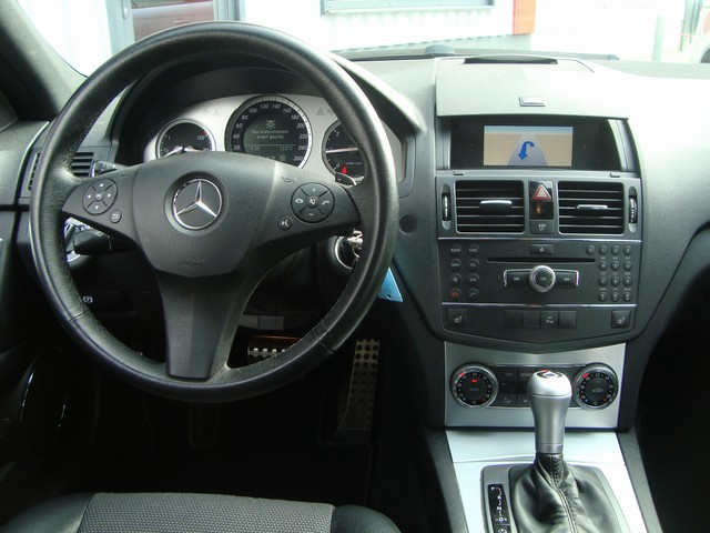 Moteur Mercedes C Pack Amg Bva