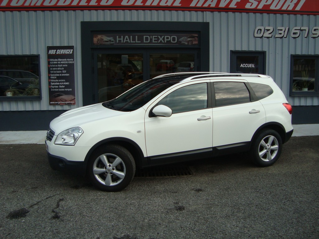 nissan qashqai 2 1 5 dci 106 connect edition serge have sport. Black Bedroom Furniture Sets. Home Design Ideas