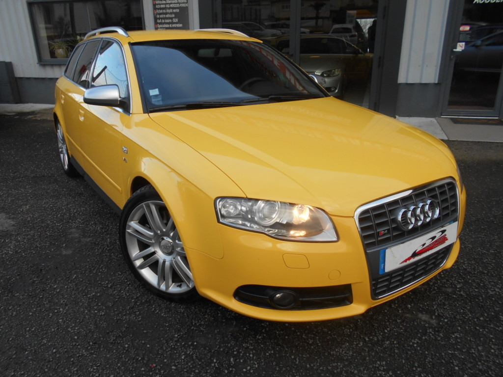 audi s4 avant v8 4 2 quattro serge have sport. Black Bedroom Furniture Sets. Home Design Ideas
