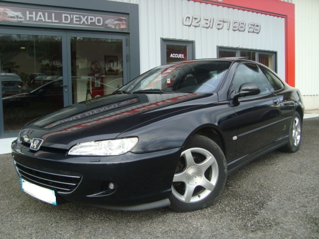 peugeot 406 coup 2 2 hdi 136 griffe serge have sport. Black Bedroom Furniture Sets. Home Design Ideas