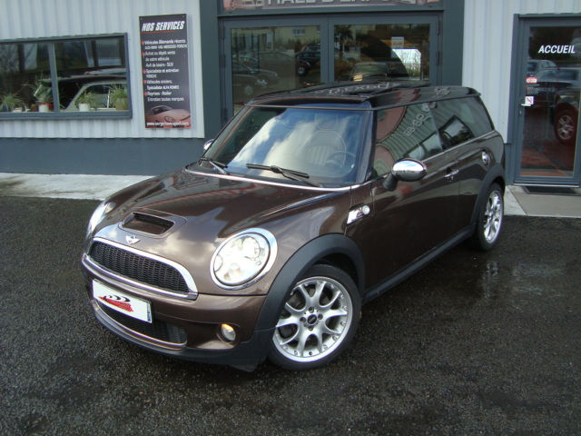 mini clubman cooper s 175 bva serge have sport. Black Bedroom Furniture Sets. Home Design Ideas