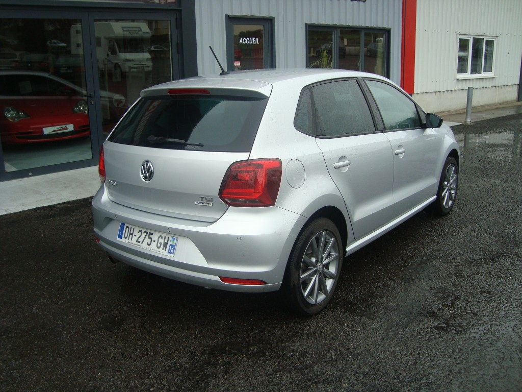 volkswagen polo 1 2 tsi confortline 90 serge have sport. Black Bedroom Furniture Sets. Home Design Ideas