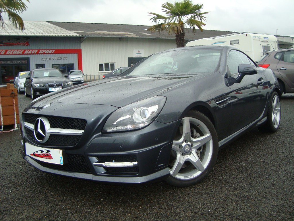 mercedes slk 200 pack amg serge have sport. Black Bedroom Furniture Sets. Home Design Ideas