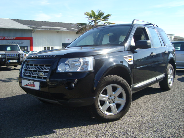 land rover freelander 2 td4 s 4 4 serge have sport. Black Bedroom Furniture Sets. Home Design Ideas