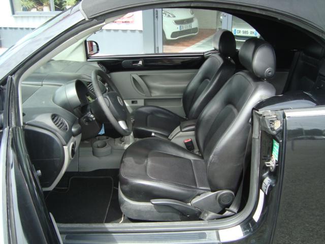 volkswagen new beetle cabriolet 2 0 carat serge have sport. Black Bedroom Furniture Sets. Home Design Ideas