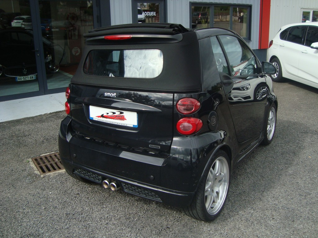 smart fortwo cabriolet brabus serge have sport. Black Bedroom Furniture Sets. Home Design Ideas