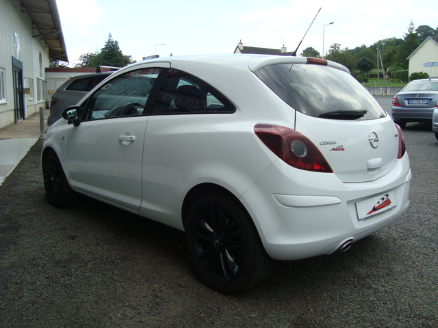 opel corsa 1 4 turbo twinport 120 cv 3p serge have sport. Black Bedroom Furniture Sets. Home Design Ideas