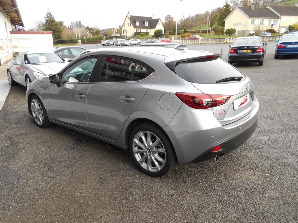 mazda 3 skyactiv g 2 0 165 dynamique serge have sport. Black Bedroom Furniture Sets. Home Design Ideas