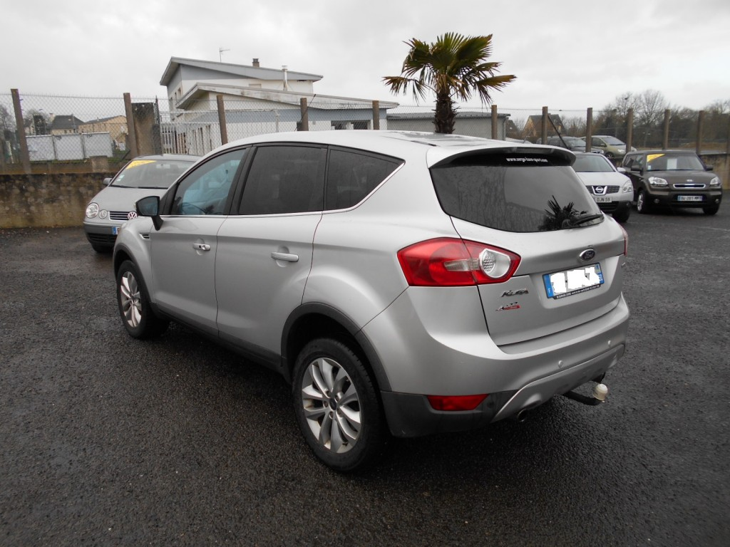 ford kuga 2 0 tdci 140 titanium serge have sport. Black Bedroom Furniture Sets. Home Design Ideas