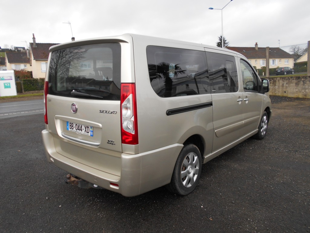 fiat scudo panorama 2 0 multijet 16v 120 serge have sport. Black Bedroom Furniture Sets. Home Design Ideas