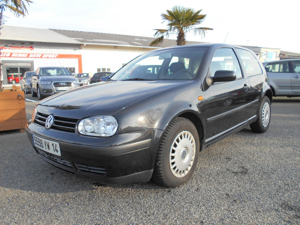 volkswagen golf 1 9 tdi 110 3p serge have sport. Black Bedroom Furniture Sets. Home Design Ideas