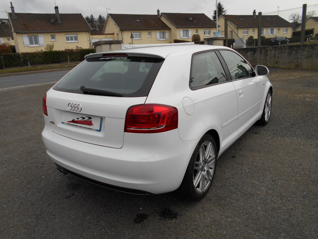 audi a3 2 0 tdi 140 s line dpf serge have sport. Black Bedroom Furniture Sets. Home Design Ideas