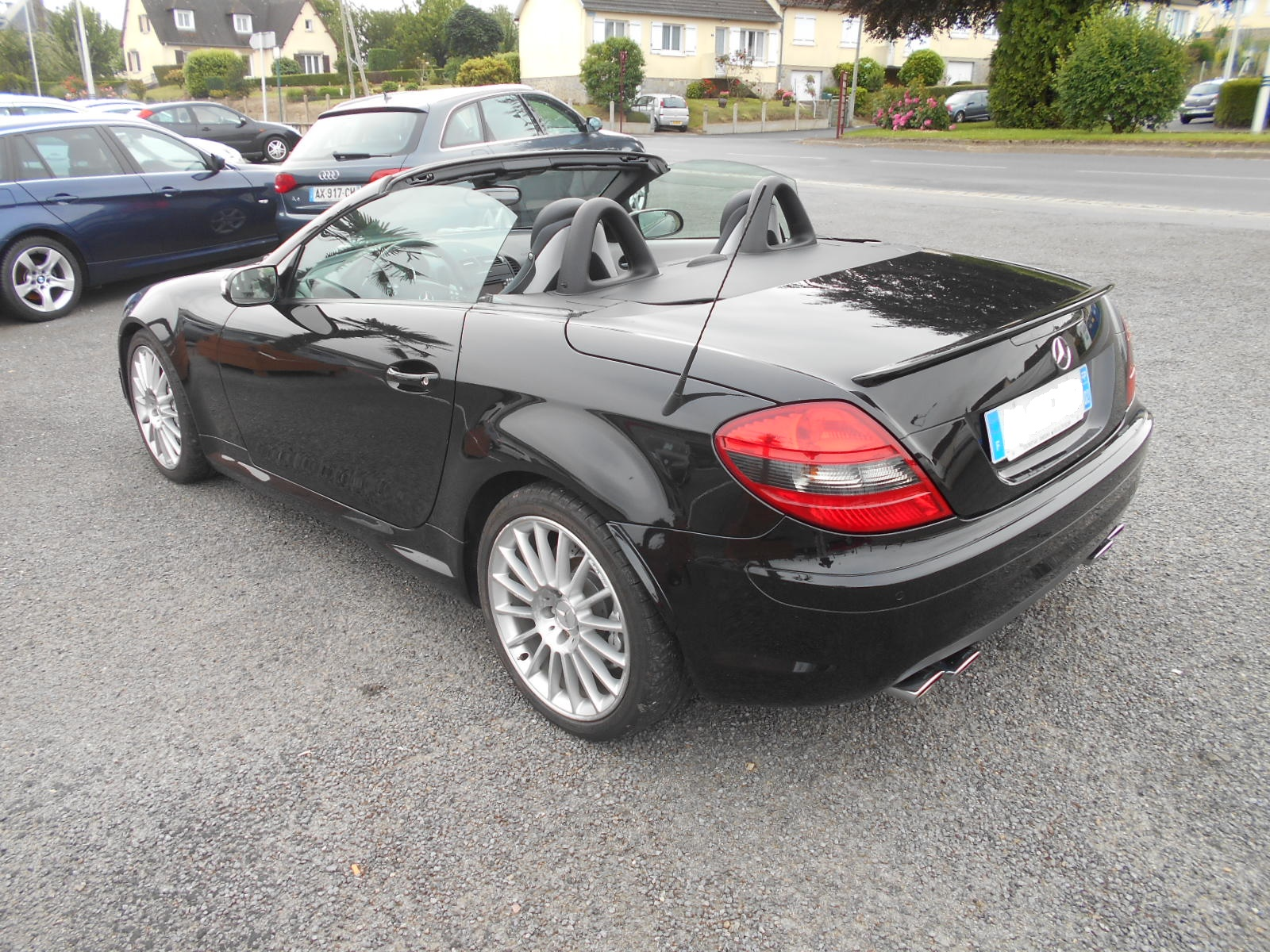 mercedes slk 55 amg 7g tronic serge have sport. Black Bedroom Furniture Sets. Home Design Ideas