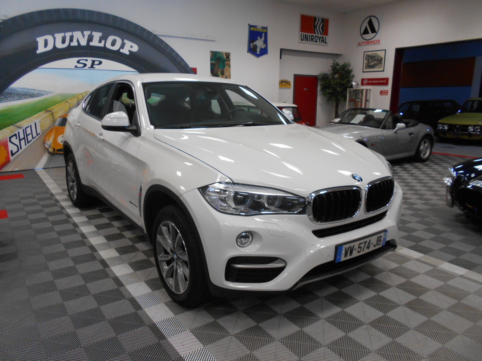 bmw x6 30d exclusive bva8 serge have sport. Black Bedroom Furniture Sets. Home Design Ideas