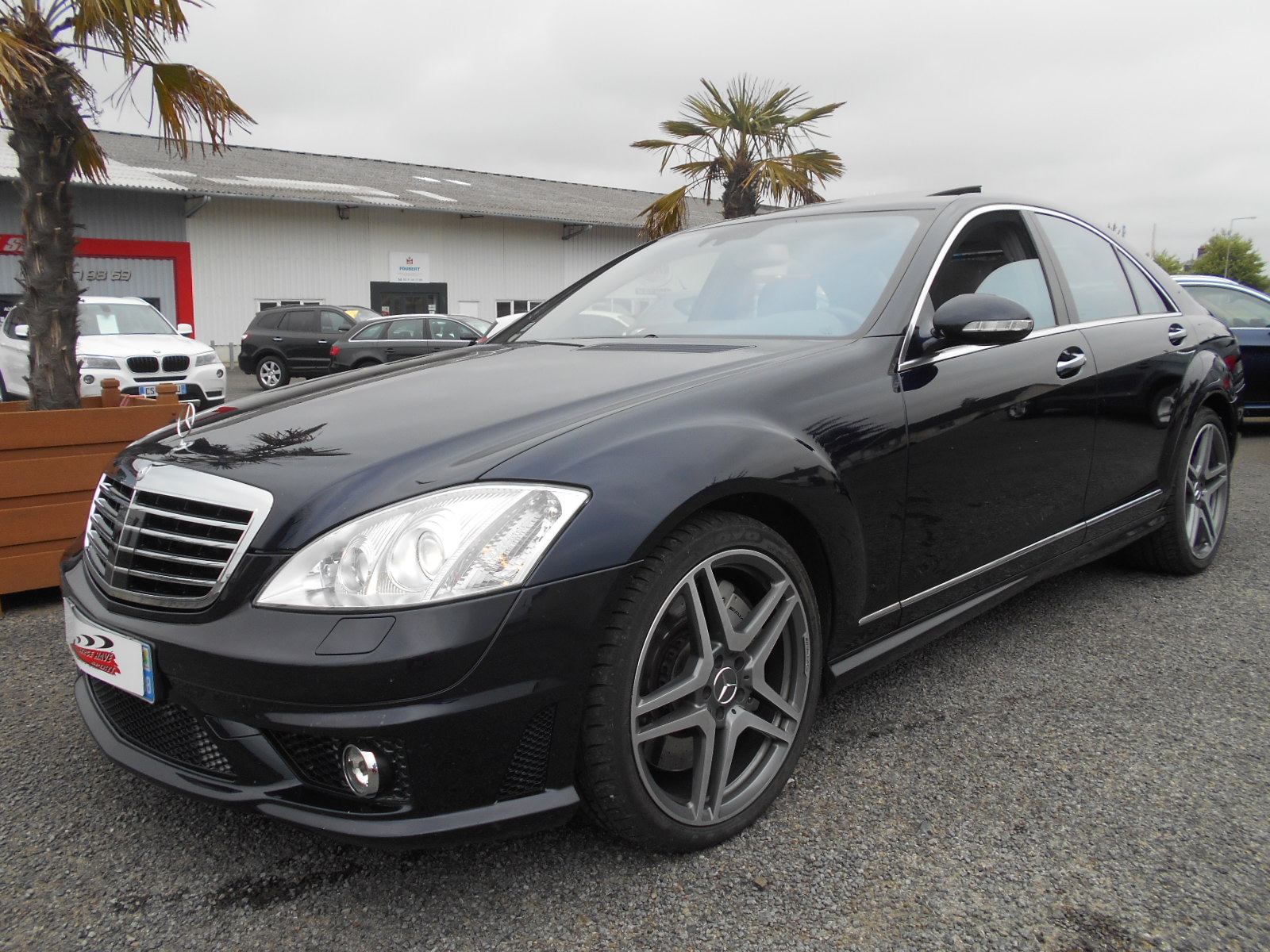 mercedes classe s63 amg 7g tronic speedshift serge have sport. Black Bedroom Furniture Sets. Home Design Ideas