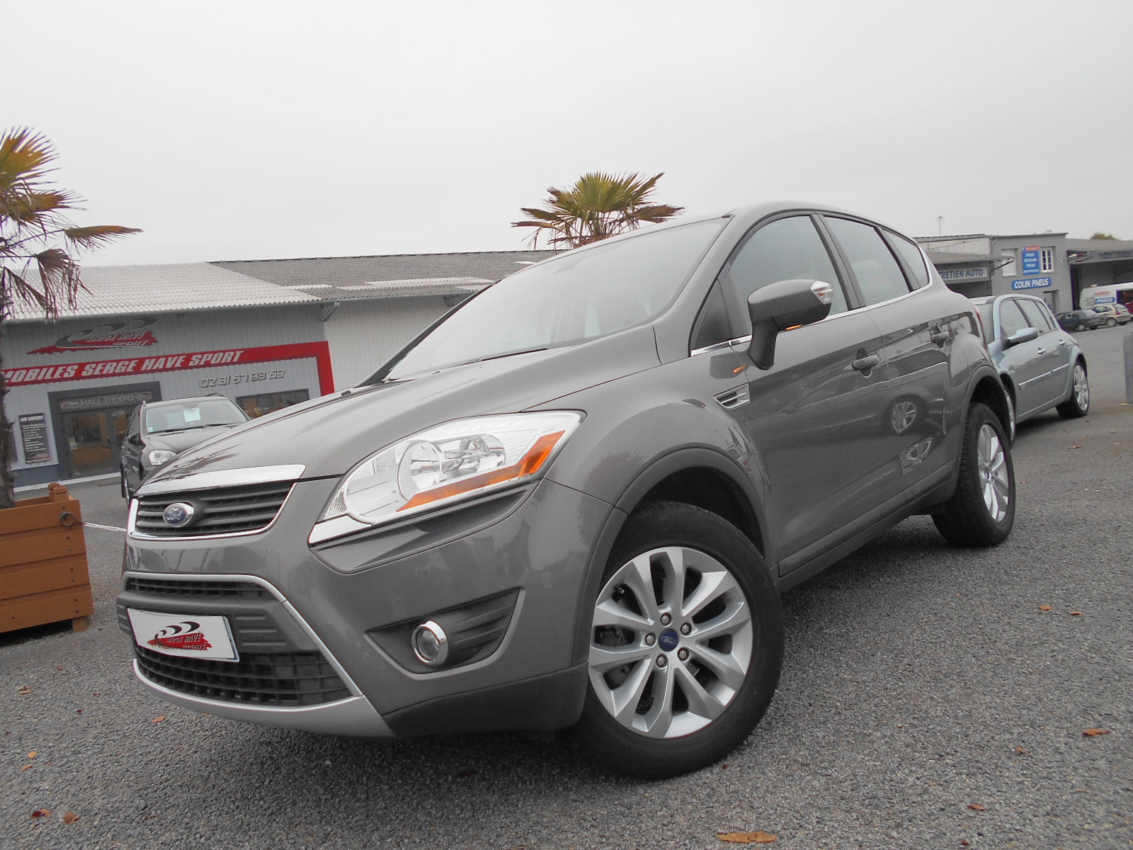 ford kuga 2 0 tdci 140 titanium 4 4 powershift serge have sport. Black Bedroom Furniture Sets. Home Design Ideas