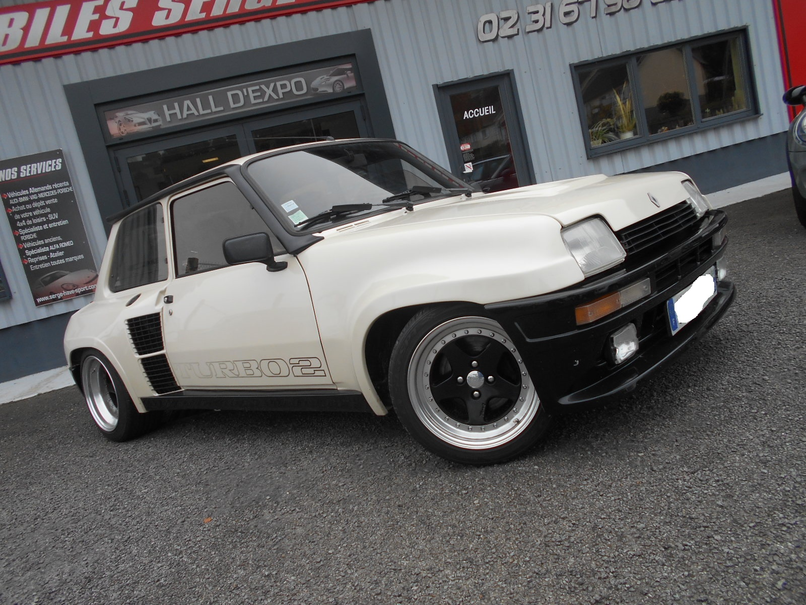 renault 5 turbo 2 serge have sport. Black Bedroom Furniture Sets. Home Design Ideas