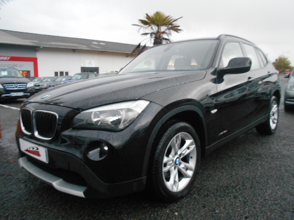 bmw x1 xdrive18d 143 ch confort serge have sport. Black Bedroom Furniture Sets. Home Design Ideas