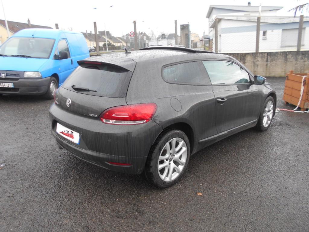 Volkswagen Scirocco 2.0 TDI 140 DSG Sportline | Serge Have ...