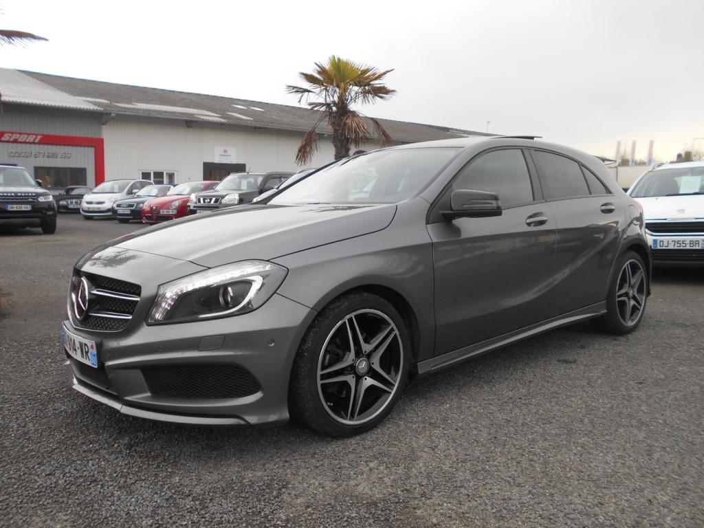Mercedes Classe A 180 Cdi Blueefficiency Fascination 7 G