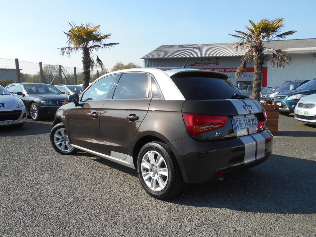 audi a1 sportback 1 6 tdi 90 ambiente s tronic 7 serge have sport. Black Bedroom Furniture Sets. Home Design Ideas