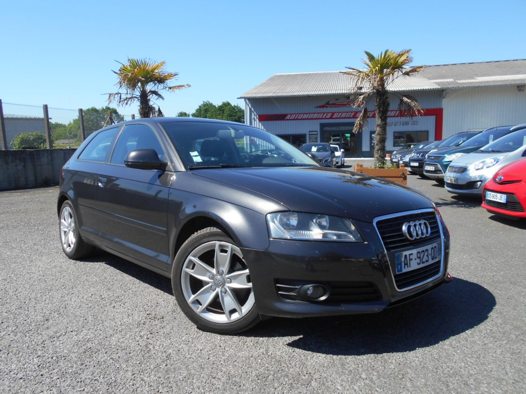 audi a3 1 9 tdi 105 ambition serge have sport. Black Bedroom Furniture Sets. Home Design Ideas