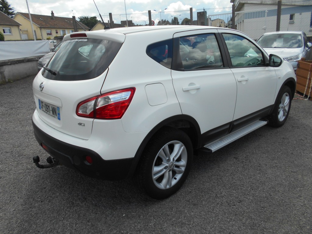 nissan qashqai 1 6 dci 130 acenta all mode serge have sport. Black Bedroom Furniture Sets. Home Design Ideas