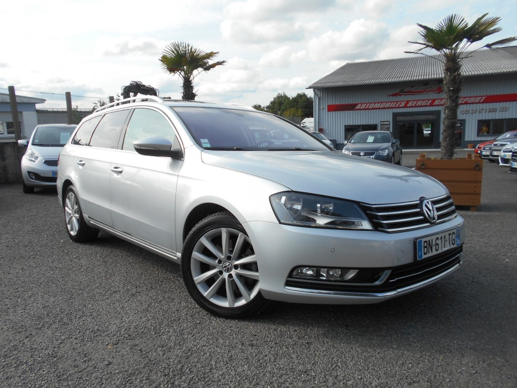 volkswagen passat sw 2 0 tdi 140 carat dsg serge have sport. Black Bedroom Furniture Sets. Home Design Ideas