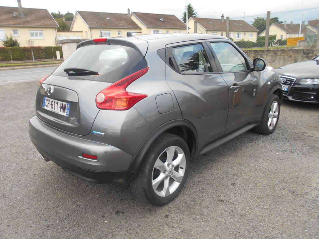 nissan juke 1 5 dci 110 acenta serge have sport. Black Bedroom Furniture Sets. Home Design Ideas