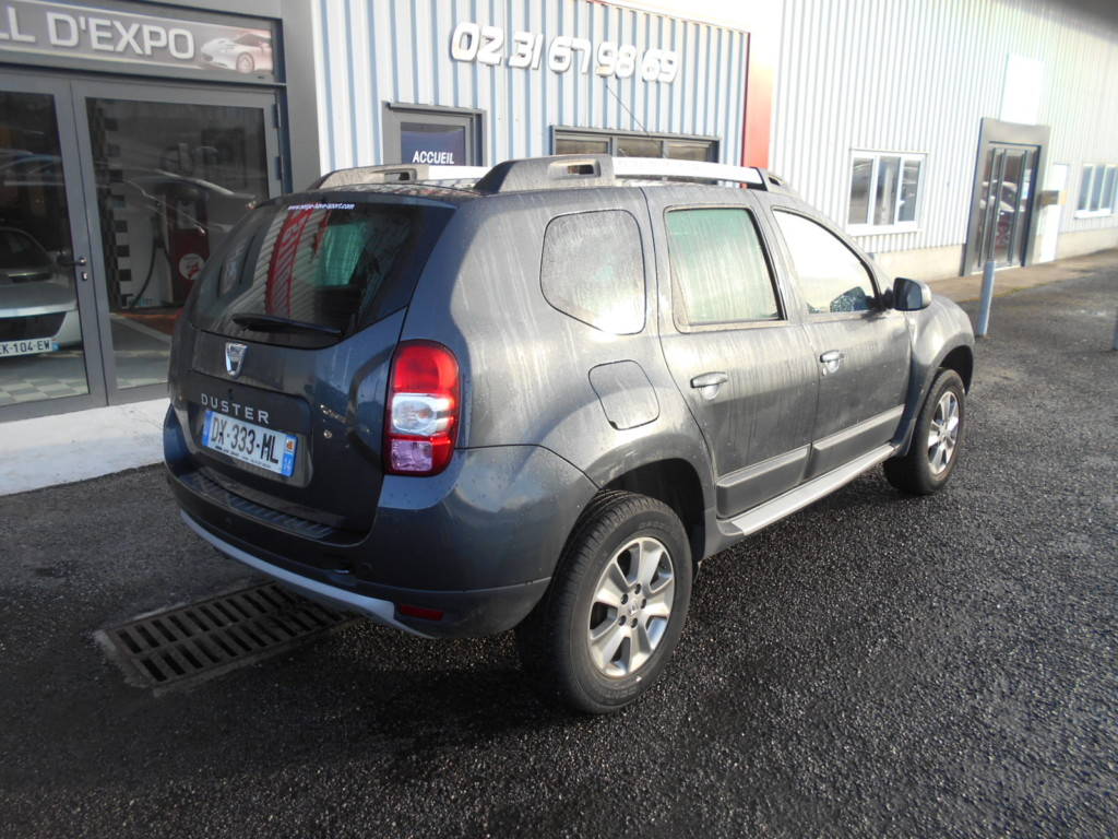 dacia duster 1 2 tce 125 prestige serge have sport. Black Bedroom Furniture Sets. Home Design Ideas