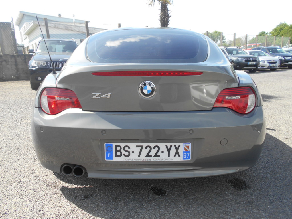 Bmw Z4 Coup 233 3 0si Serge Have Sport